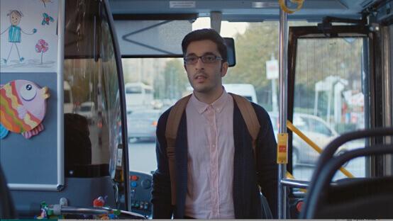 Esenyurt halk otobüsünde çocuk korosu